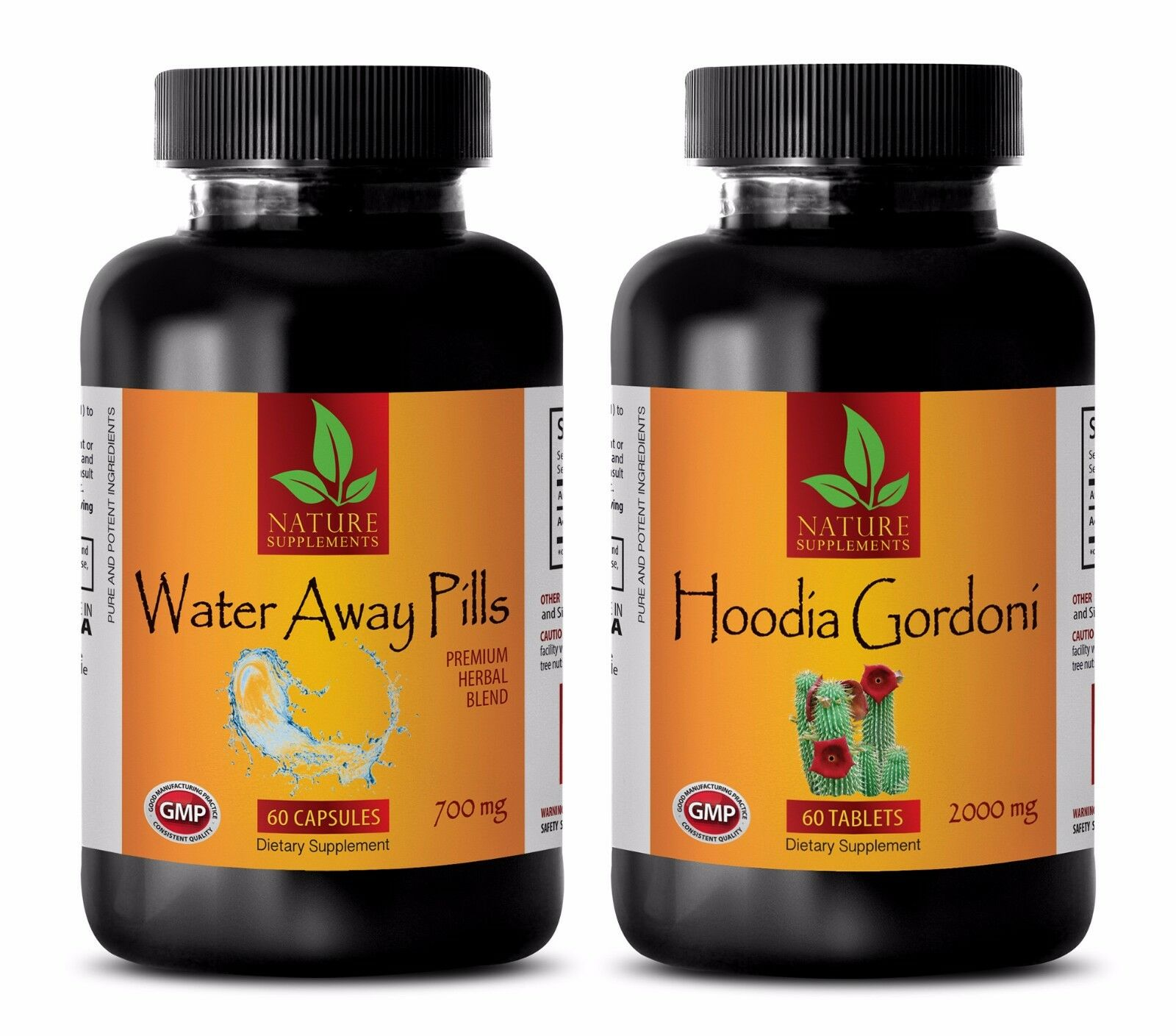 Weight loss pills for women - WATER AWAY – HOODIA GORDONII