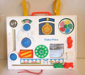 Vintage Fisher Price Activity Center