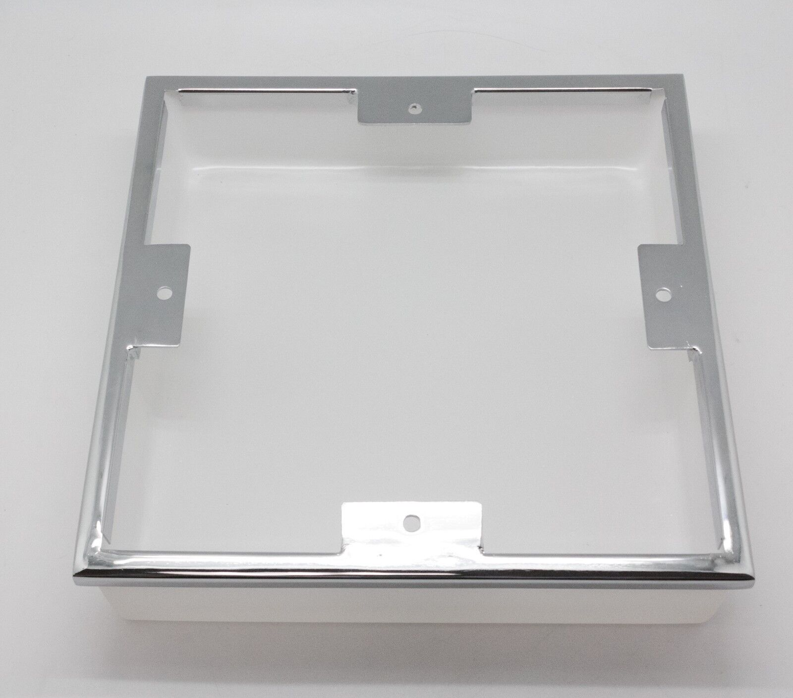 Square Heavy Glazed Glass Lighting Fixture Home Design Decor