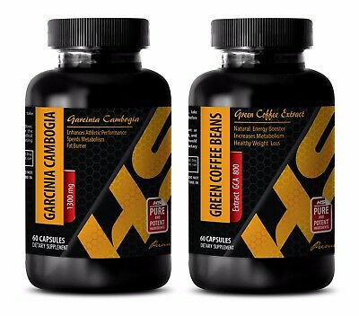 Antioxidant with vitamin c - GARCINIA CAMBOGIA – GREEN COFFEE EXTRACT COMBO