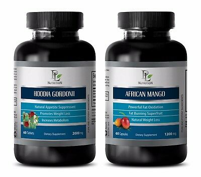 Best Antioxidant - HOODIA GORDONII – AFRICAN MANGO COMBO - hoodia diet
