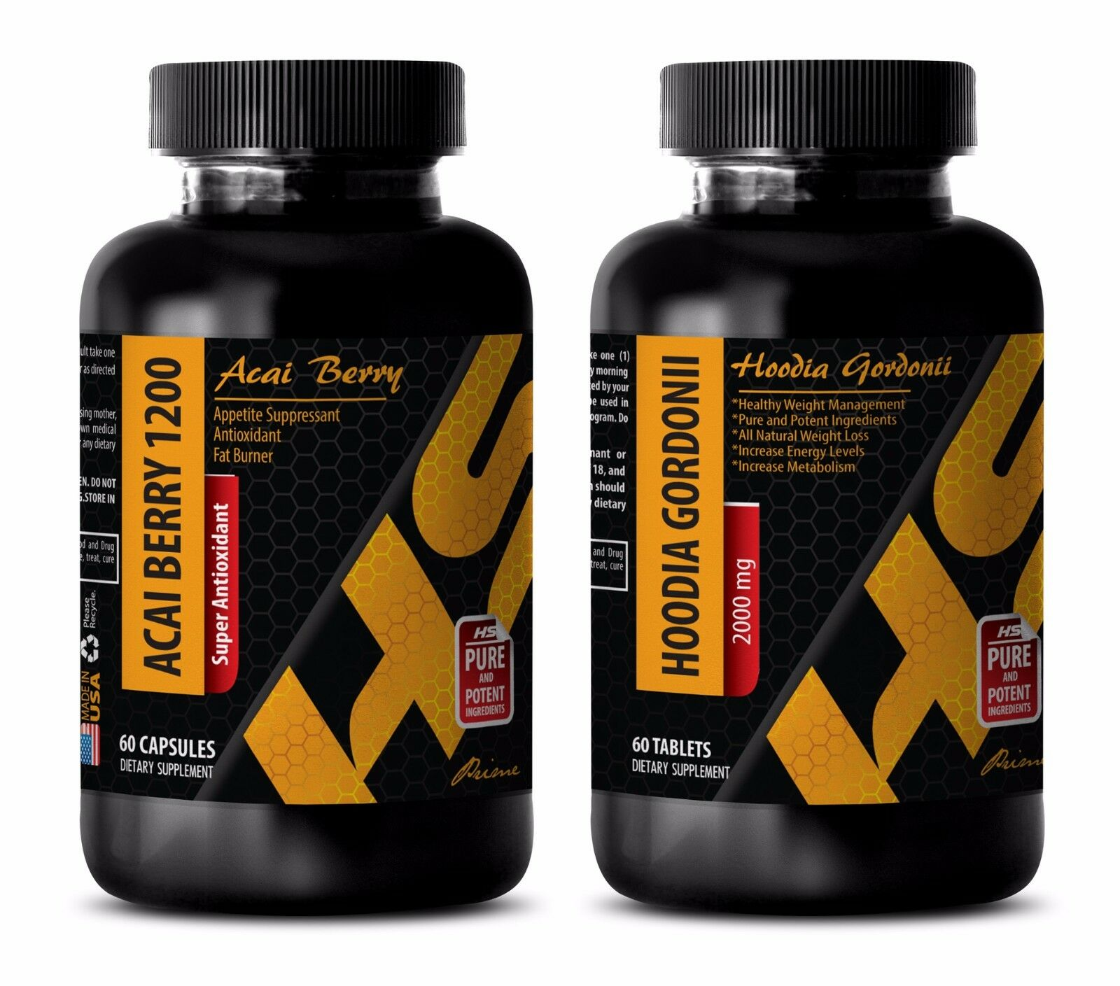 acai fat burner medication
