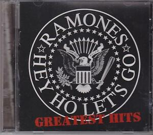 RAMONES-GREATEST-HITS-CD-NEW