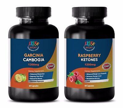 immune diet - GARCINIA CAMBOGIA – RASPBERRY KETONES COMBO 2B - garcinia burn
