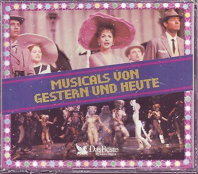 Musicals von gestern u. heute -  Readers Digest 3 CD Box