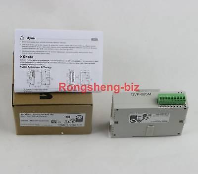 New Delta Dvp08sm11n Plc Digital Io Extension Unit Module