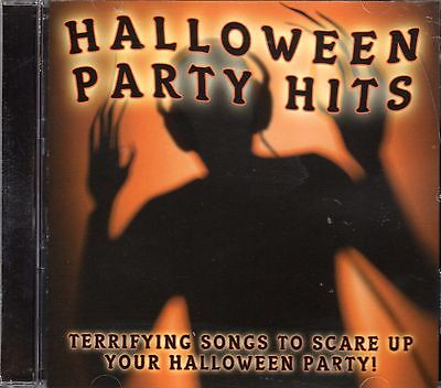 HALLOWEEN PARTY HITS: CLASSIC SONGS COLLECTION! THE TROGGS, ELLA, LOUIS & MORE! - Halloween Party Hits