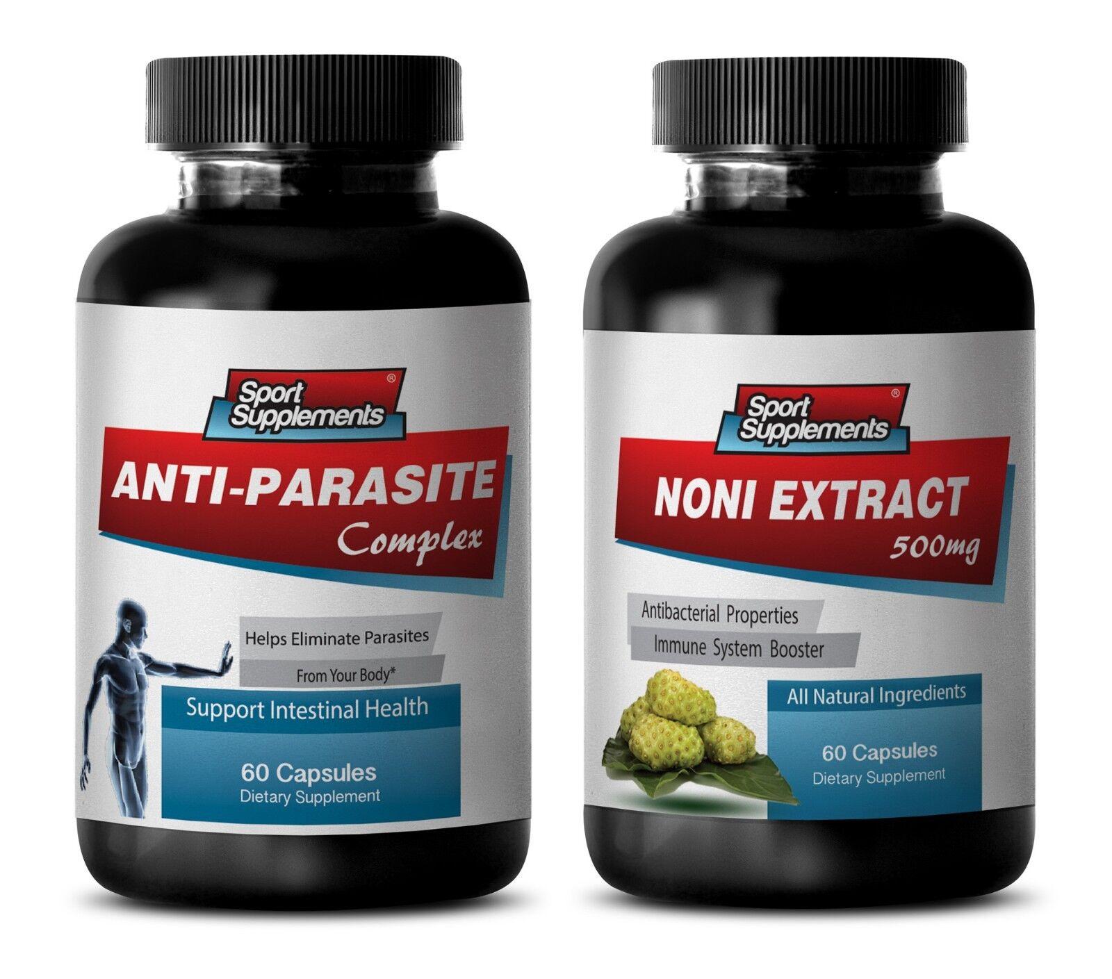Parasite Herbal - Antiparasite – Noni Combo 2b - Noni Organic