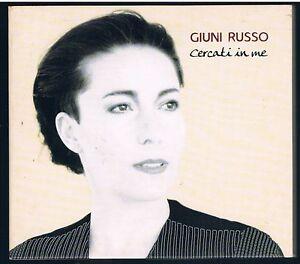 GIUNI-RUSSO-CERCATI-IN-ME-CD-F-C-COME-NUOVO