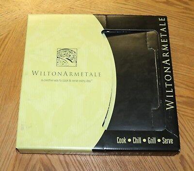 NIB Wilton Armetale Serveware HTM Purdue University Calumet Platter Wilton Armetale Serveware