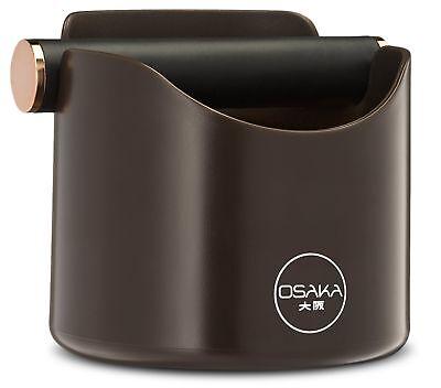 Osaka Shock-absorbent Espresso Knock Box - Durable 4.7 Inch Barista Style