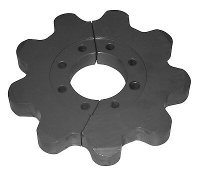 9 Tooth Split Drive Sprocket 212811 Fits Caseastec Dh4 Dh5 Trenchers