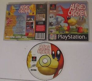 Alfred-Chicken-Sony-Playstation-PS1-PSX-PAL-SPESE-GRATIS