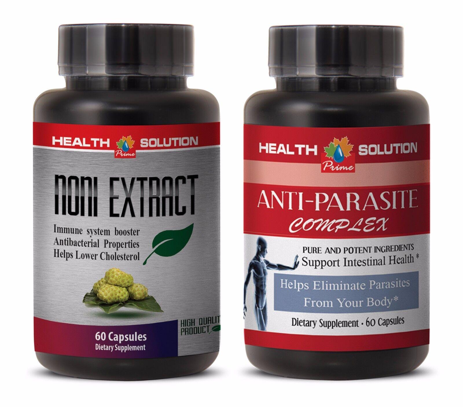 Parasite and colon cleanse - NONI – ANTI PARASITE COMBO -