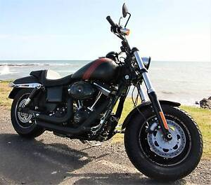 2016 Harley Davidson Fat Bob Cooee Burnie Area Preview