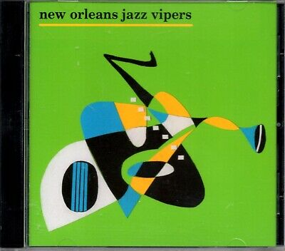 New Orleans Jazz Vipers (CD, Jazz Vipers, 2002) - Best Traditional