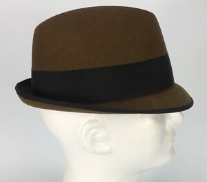 Vintage Biltmore Trilby hat in mint condition