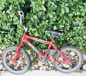 """BICYCLE (HUFFY CARS YOUTH 16"""")"""