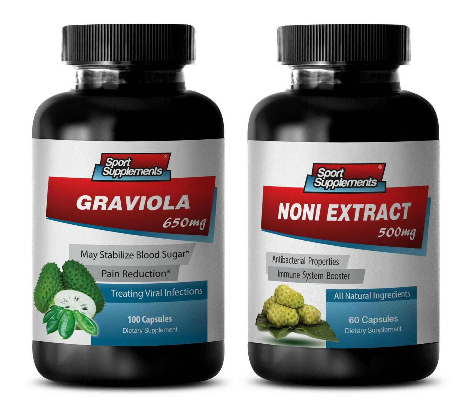 Weight Loss Cleanse - Graviola – Noni Combo 2b - Noni Extract