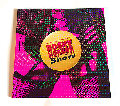 ROCKY HORROR SHOW JAPAN MUSICAL THEATER PROGRAM BOOK 2011 Richard O