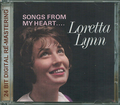 Loretta Lynn Songs - LORETTA LYNN - SONGS FROM MY HEART