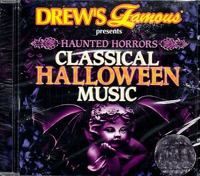 Drew's Famous HAUNTED HORRORS CLASSICAL HALLOWEEN MUSIC & SOUND EFFECTS 2017 - Halloween 2017 New Album
