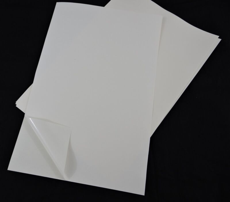 """Double-sided Adhesive Sheets - 11""""x 17"""" (25)"""