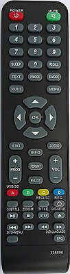 TV Remote for VIVO, VIANO - No setup needed  replacement