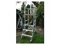 scaffold tower podium /platform