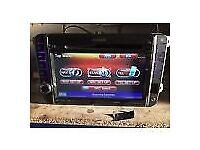 Kenwood DNX520VBT Sat Nav DVD Radio car stereo.