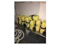 Job lot Karcher K2 washers spares/repair