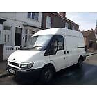 Man with Van. Collections and Deliveries in the Birmingham area