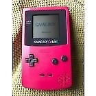 Gameboy color, perfect condition, with Pokemon Yellow and Pokemon Silver