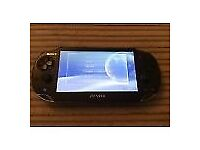 Sony PS Vita console, Wi-Fi model PCH-1004