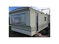 Static caravan 28ft x 10ft Very good condition