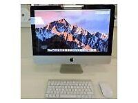 iMac 21.5in 3.06GHz i3, 8GB RAM, 500MB HD (mid 2010)