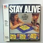 Stay Alive -vintage game with glass marbles