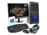 Gaming PC with a Gtx 960 graphics card able to play all modern games!!