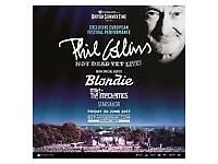 Phil Collins Hyde Park Tickets 30th June, up to 3 available. £75 each ono