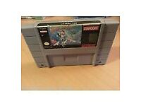 Megaman X - Super Nintendo Game