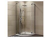 Luxuriant Quadrant Shower Enclosure 900 x 900