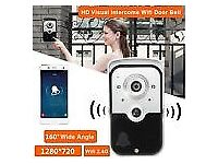 Wireless WiFi doorbell video IR Camera & intercom