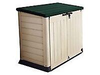 Wanted garden storage box