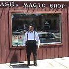 ASH'S MAGIC SHOP