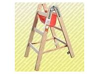 Wooden Step ladder 2x3 step