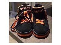 heelys size 4