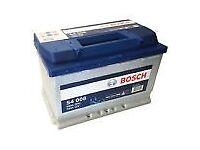 BOSCH S4 008 Heavy Duty Calcium Battery S4008 / E11 / 096 Type 74ah 4YR WARRANTY