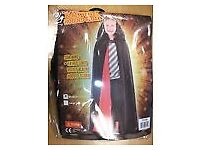 VELVET CLOACK/CAPE KIDS BUT WILL FIT ADULT JUST WONT BE AS LONG GREAT FOR HALLOWEEN