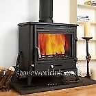 Multi-Fuel Log Burning Stove 8 kw