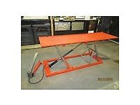 Sealey 500 kg Motorcycle lift (used)